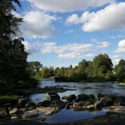Willamette River, September 13, 2016